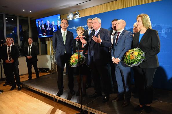 Christian Democratic Union「Hesse Holds State Elections」:写真・画像(19)[壁紙.com]