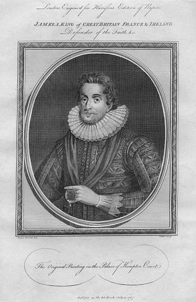 17th Century「King James I, 1787」:写真・画像(7)[壁紙.com]