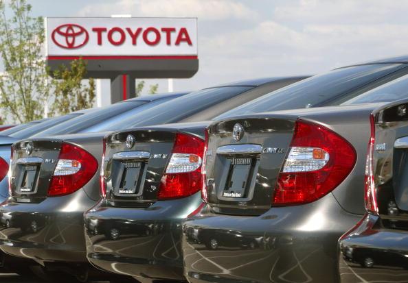 Mountain Ridge「Toyota Profits More Than Double 」:写真・画像(5)[壁紙.com]