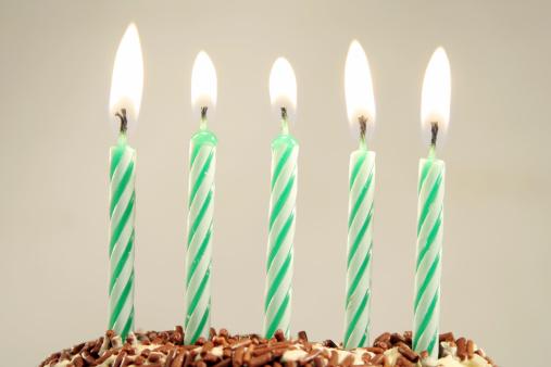 Candle「five years」:スマホ壁紙(7)