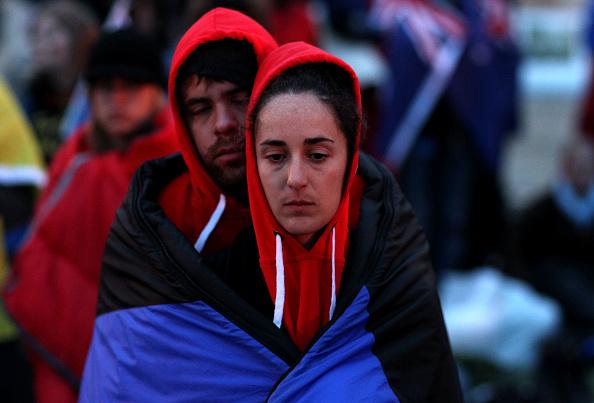 Dawn「ANZAC Day Commemorations Take Place In Turkey」:写真・画像(17)[壁紙.com]