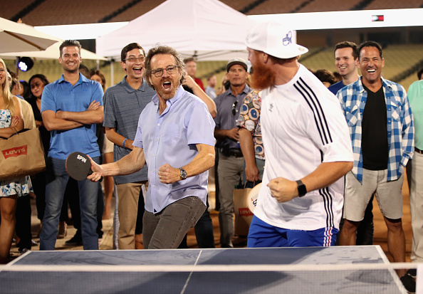 Christopher Polk「Clayton Kershaw's 6th Annual Ping Pong 4 Purpose」:写真・画像(6)[壁紙.com]