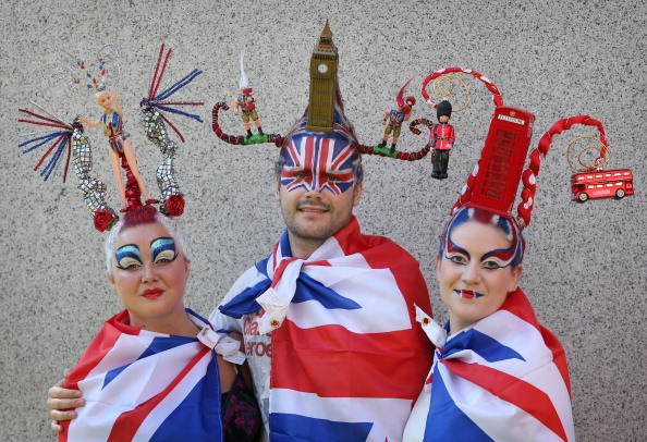 Summer Olympic Games「Catalonian Performance Artists Osadia Create Famous London Icons And Landmarks In Hair」:写真・画像(11)[壁紙.com]