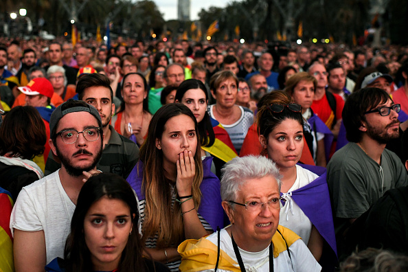 Independent News and Media「Catalan President To Make Speech To Regional Parliament」:写真・画像(8)[壁紙.com]