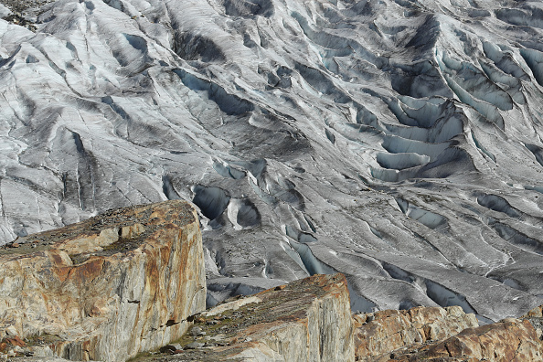 Greenhouse Gas「Europe's Melting Glaciers: Aletsch」:写真・画像(0)[壁紙.com]