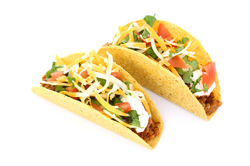 Taco「Tacos With Refried Beans」:スマホ壁紙(12)