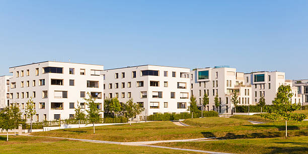 Germany, Baden-Wuerttemberg, Stuttgart, Killesberg, Premium freehold flats:スマホ壁紙(壁紙.com)