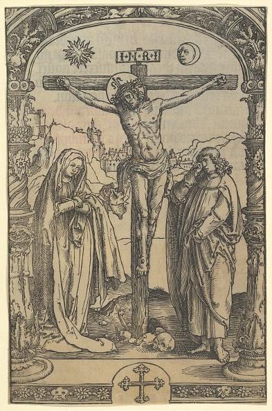 Utrecht「The Crucifixion Used In Missale Traiectense (Utrecht Missal)」:写真・画像(8)[壁紙.com]