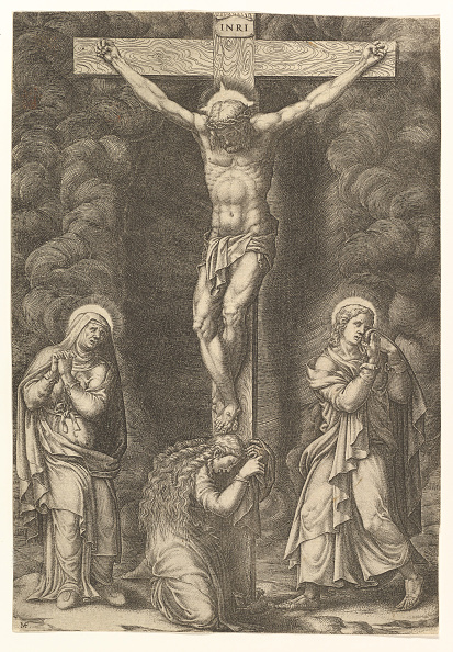 Jesus Christ「The Crucifixion With The Virgin」:写真・画像(16)[壁紙.com]