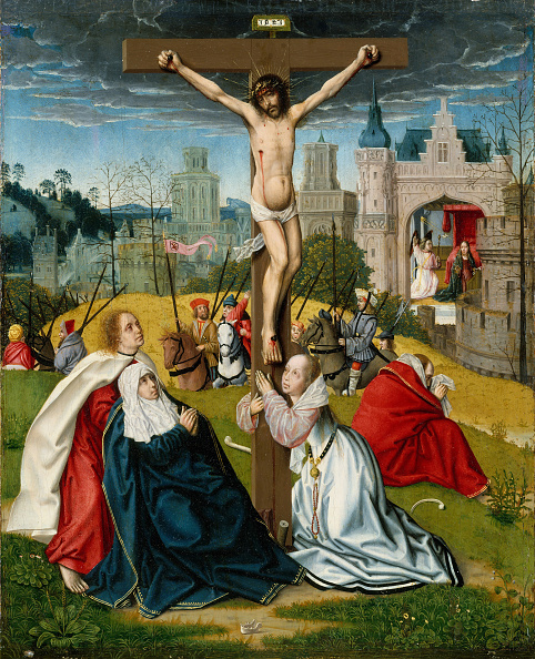 Jesus Christ「The Crucifixion」:写真・画像(3)[壁紙.com]