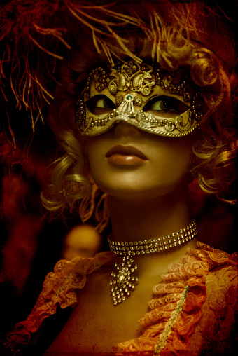Doll「carnival mask」:スマホ壁紙(9)