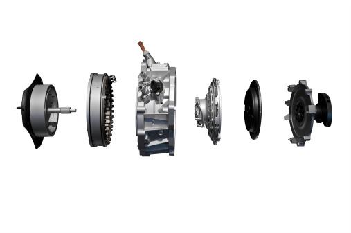 Power Supply「Vehicle's engine displayed taken apart」:スマホ壁紙(6)