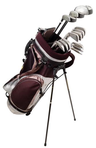Caddy「Bag of golf clubs」:スマホ壁紙(0)
