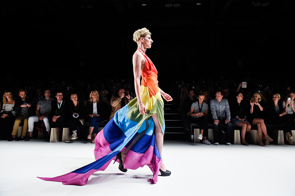 Rainbow「Anja Gockel Show - Mercedes-Benz Fashion Week Berlin Spring/Summer 2017」:写真・画像(0)[壁紙.com]