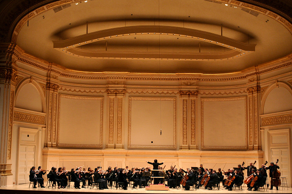 Carnegie Hall「Orchestra of St. Luke's」:写真・画像(7)[壁紙.com]