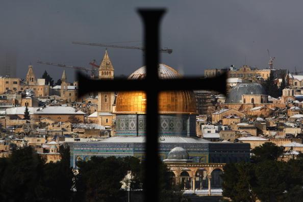 Old Town「Snow Falls In Jerusalem」:写真・画像(7)[壁紙.com]