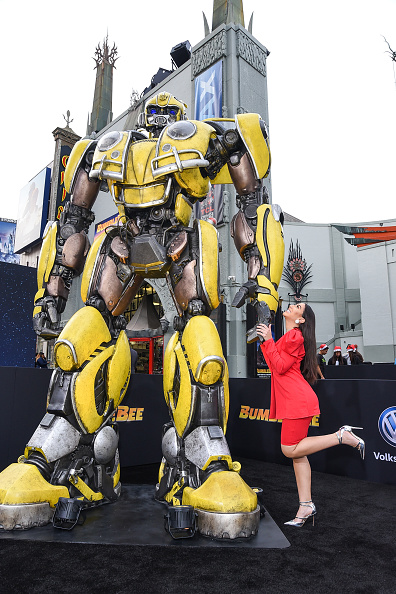 "Presley Ann「Premiere Of Paramount Pictures' ""Bumblebee"" - Red Carpet」:写真・画像(3)[壁紙.com]"