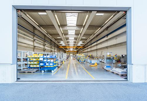 Storage Compartment「Factory shop floor」:スマホ壁紙(5)