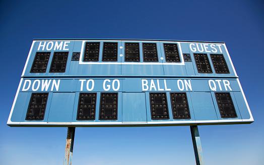 Rivalry「Football scoreboard」:スマホ壁紙(5)
