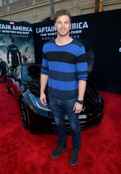 "El Capitan Theatre「Marvel's ""Captain America: The Winter Soldier"" Premiere - Red Carpet」:写真・画像(10)[壁紙.com]"