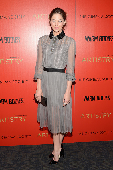 """Chiffon「The Cinema Society And Artistry Host A Screening Of """"Warm Bodies"""" - Arrivals」:写真・画像(19)[壁紙.com]"""