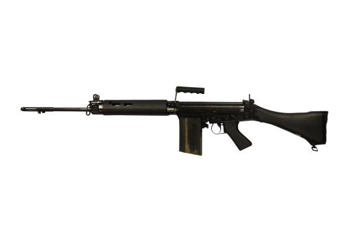 Semi-Automatic Pistol「British L1A1 self-loading rifle.」:スマホ壁紙(14)