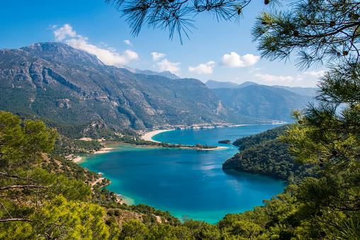 Aegean Turkey「Oludeniz」:スマホ壁紙(8)