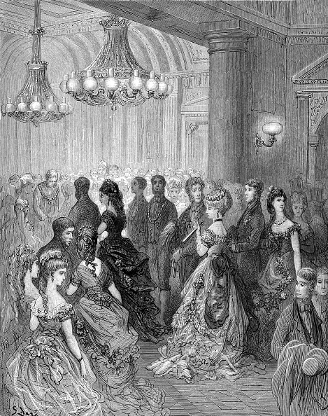 Middle Class「Victorian ball at the Mansion House, London」:写真・画像(11)[壁紙.com]