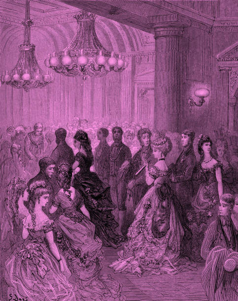 Victorian ball at the Mansion House, London:ニュース(壁紙.com)