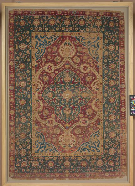 Rug「Silk Kashan Carpet」:写真・画像(16)[壁紙.com]