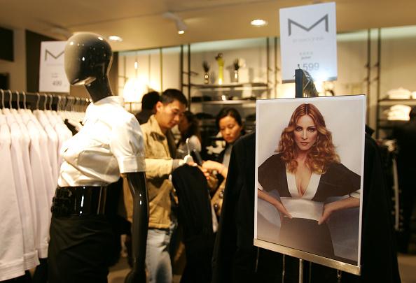 スウェーデン文化「H&M Retailer Opens First Mainland China Store In Shanghai」:写真・画像(9)[壁紙.com]