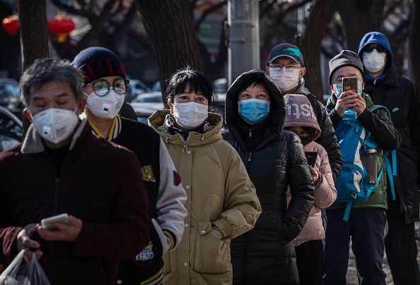Beijing「Concern In China As Mystery Virus Spreads」:写真・画像(19)[壁紙.com]