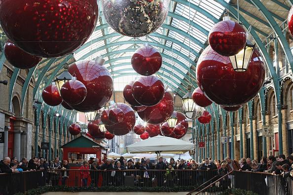 Christmas Market「London's Christmas Retail Rush Begins」:写真・画像(8)[壁紙.com]