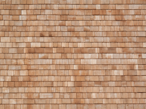 Siding - Building Feature「Cedar Shingles」:スマホ壁紙(11)