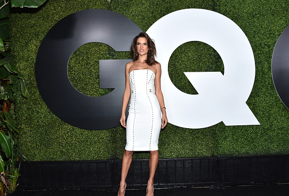 Brown Hair「GQ 20th Anniversary Men Of The Year Party - Arrivals」:写真・画像(2)[壁紙.com]