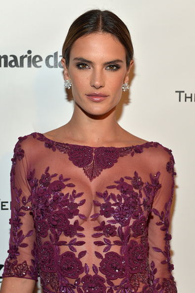 Marie Claire Magazine「The Weinstein Company & Netflix's 2015 Golden Globes After Party Presented By FIJI Water, Lexus, Laura Mercier And Marie Claire - Red Carpet」:写真・画像(4)[壁紙.com]