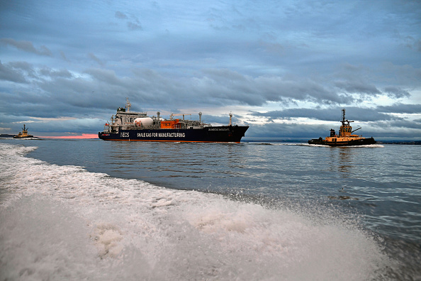Shale「First US Shale Gas Arrives In The UK」:写真・画像(14)[壁紙.com]