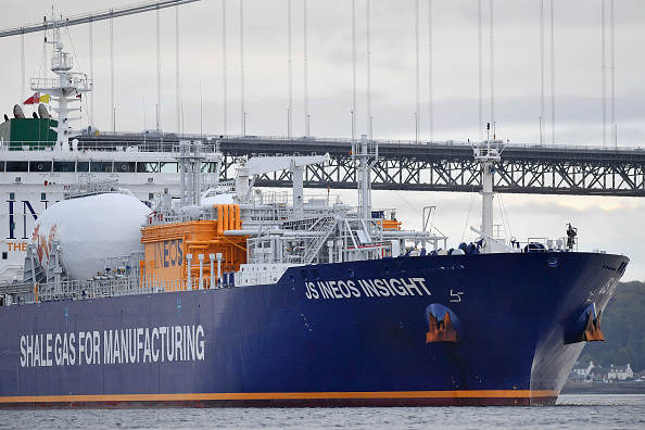 Shale「First US Shale Gas Arrives In The UK」:写真・画像(10)[壁紙.com]