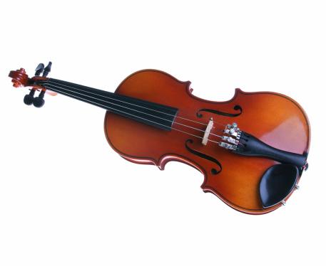 Violin「Isolated violin」:スマホ壁紙(5)