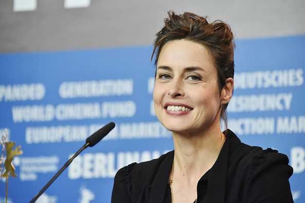 Press Room「'Return to Montauk' Press Conference - 67th Berlinale International Film Festival」:写真・画像(4)[壁紙.com]