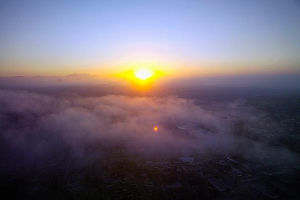 Dawn「Sunrise, California, USA」:写真・画像(4)[壁紙.com]