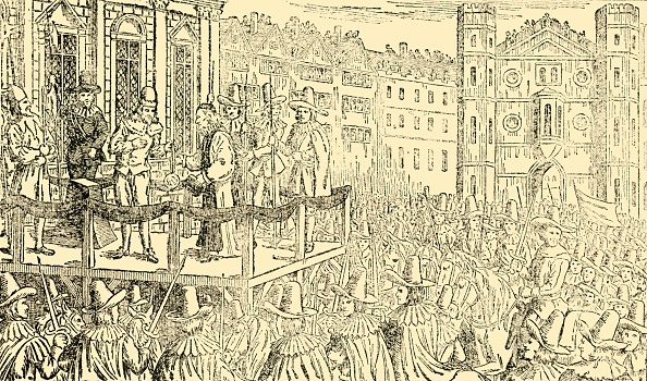17th Century「The Execution Of Charles I In Whitehall」:写真・画像(4)[壁紙.com]