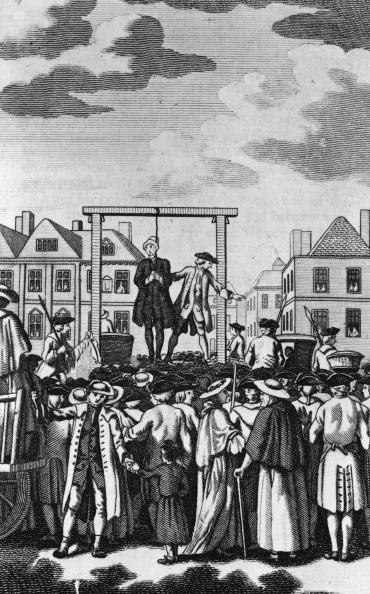 Hanging「John Perott Hanged」:写真・画像(9)[壁紙.com]