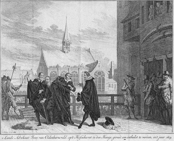 17th Century「The Execution Of Johan Van Oldenbarneveldt」:写真・画像(5)[壁紙.com]