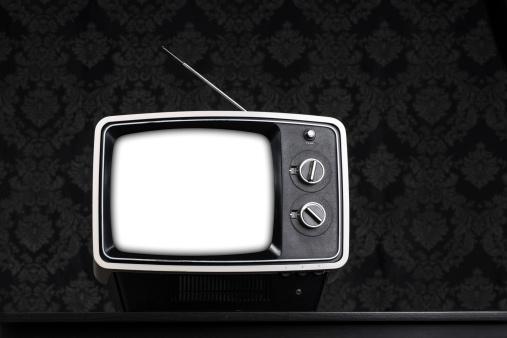 Deterioration「old tv」:スマホ壁紙(16)
