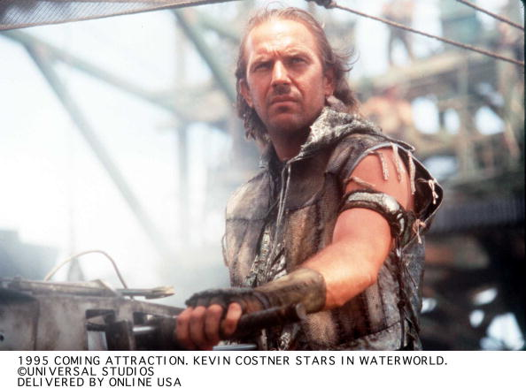 Orlando - Florida「To Be Released In 1995 Waterworld A Universal Studios Picture Starring Kevin Costner」:写真・画像(5)[壁紙.com]