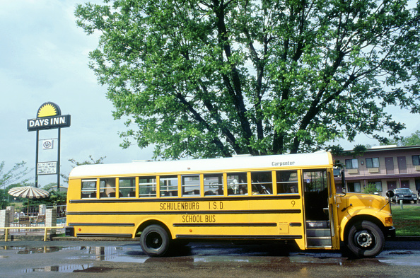 School Bus「American School Bus Texas」:写真・画像(15)[壁紙.com]