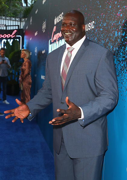 Shaquille O'Neal「Apple Music Launch Party Carpool Karaoke: The Series With James Corden」:写真・画像(19)[壁紙.com]