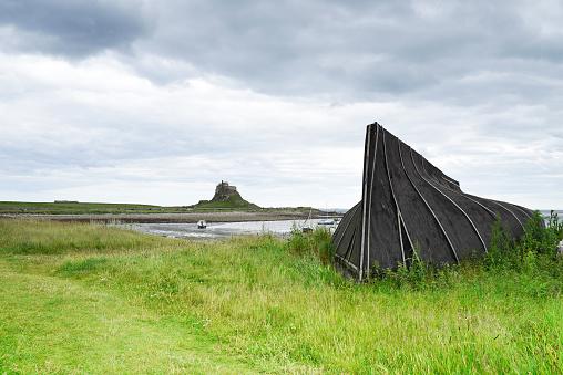 Island of Arran「Lindisfarne,Holy Island, Northumberland」:スマホ壁紙(12)