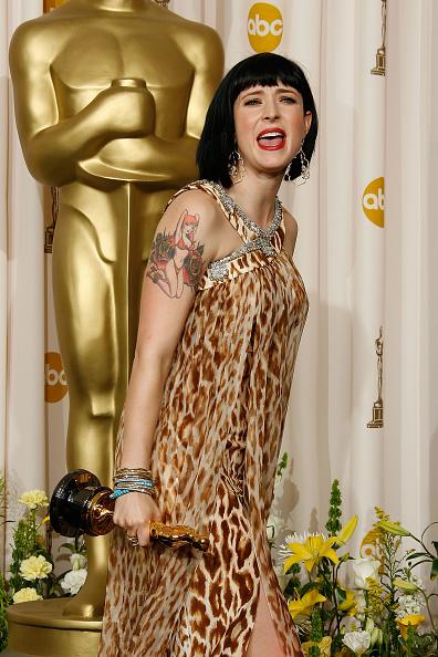 Best Screenplay Award「80th Annual Academy Awards - Press Room」:写真・画像(2)[壁紙.com]